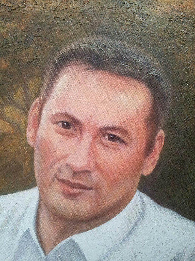где заказать семейный портрет маслом в Сочи